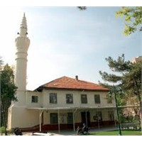 Eskişehir'in En Eski Yapısı Alaaddin Cami