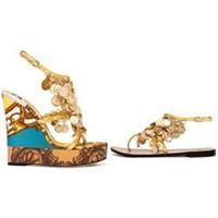 Dolce&gabbana 2012 İlkbahar-  Yaz Ayakkabı Koleksi