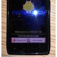Motorola'nın Yeni Bombası Motorola Droid Hd!