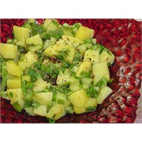 Patates Salatası İkramların Baş Tacı