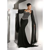 Farklı Olmayı Sevenlere Abiye Elbise Modelleri