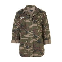 2013 Kış Trendi: Asker Gömlekleri