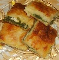 Enfes Ispanaklı Börek