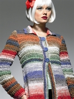 2010 Modası Akıllı İp Bayan Hırka Örgüleri