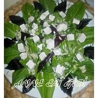 Arpa Şehriyeli Kuzu Kulağı Salatası