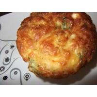 Fincanda Kabaklı Peynirli Muffin