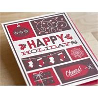 Yeni Yıla Özel Kartpostal Tasarımları