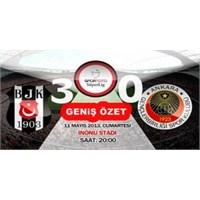 Beşiktaş 3 – 0 Gençlerbirliği ( 11/05/2013 )