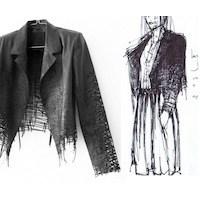 Giyilebilir Eskizler – Elvira 't Hart