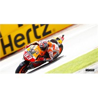 Motogp: Silverstone'da İlk Cep Marquez'in
