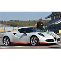 Alfa Romeo 4c, Kasım Ayında Türkiye'de