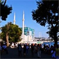 Ortaköy Camii'nin Bitmek Bilmeyen Restorasyonu