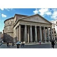 Roma'nın En Önemli Yapılarından Pantheon