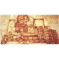 Büyük Hadron Çarpıştırıcısı'nı Da Vinci Tarzı