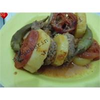 Köfteli Patates Yemeği,