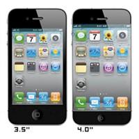 Yeni İphone'un Ekranı 4 İnç Mi Olacak?
