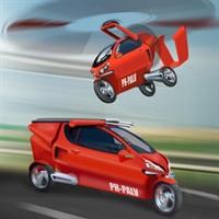 2015 de Uçan Otomobil Geliyor !