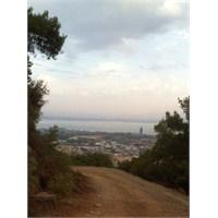 Teleferik Dağı - Balçova İzmir