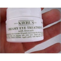 Kiehls Creamy Eye Treatment Avakadolu Göz Kremi
