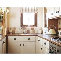 Mutfak Dekorasyonu–ahşap Güzelliği