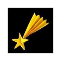 Origami Sanatı İle Kuyruklu Yıldız Yapımı