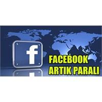 Facebook'ta Özel Mesaj Göndermek Artık 53 Kuruş