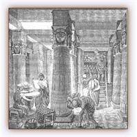 Tarihinin En Önemli Eseri, İskenderiye Kütüphanesi