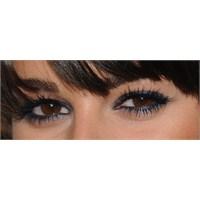 Kahverengi Gözleri Daha Çekici Göstermek İçin..