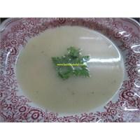 Evde Kremalı Tavuk Çorbası