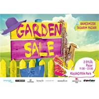 Yepyeni Bir Alişveriş Deneyimi: Garden Sale