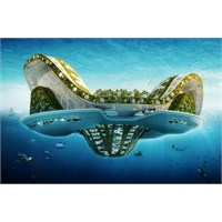Geleceğin Yüzen Şehirleri