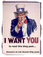Dünyanın En Çok Okunan Blog Yazısı!