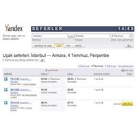 Yandex Seferler Hakkında Bilinmesi Gerekenler