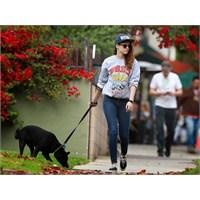 Kristen Stewart La'de Görüntülendi