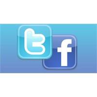 Facebook Vs Twitter! Hangisi Yener?