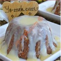 Beyaz Çikolatalı Mozaik Pasta (Resimli Anlatım)