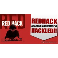 Redhack' Ten Anayasa Mahkemesi' Ne Siber Saldırı!