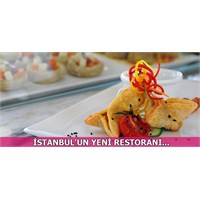 İstanbul'un Yeni Restoranı...
