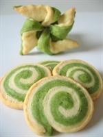 Yeşilli Kurabiye