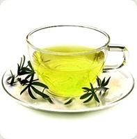 Meme Kanserine Mantar Ve Yeşil Çay