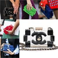 Yükselen Trendlerden: Chanel Lego Clutch