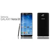 Galaxy Note 3 Plastik Kasa Gelecek