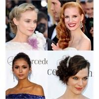 Cannes Film Festivalinden Saç Ve Makyaj Önerileri