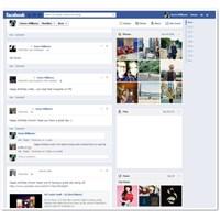 Facebook 'dan Yine Yeni Zaman Tüneli Geliyor