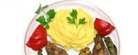 Mozeralla Peynirli Patates Püresi