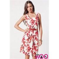 Kırmızı Elbise Modelleri 2013 Yeni Sezon