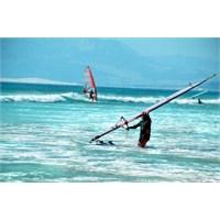 En Gözde Rüzgar Sörfü Sahilleri