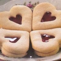 Marmelatlı Vanilyalı Bisküvi