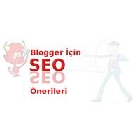 Blogger İçin Seo Önerileri