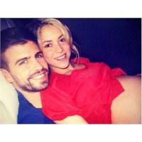 Shakira Hamile Fotoğrafları